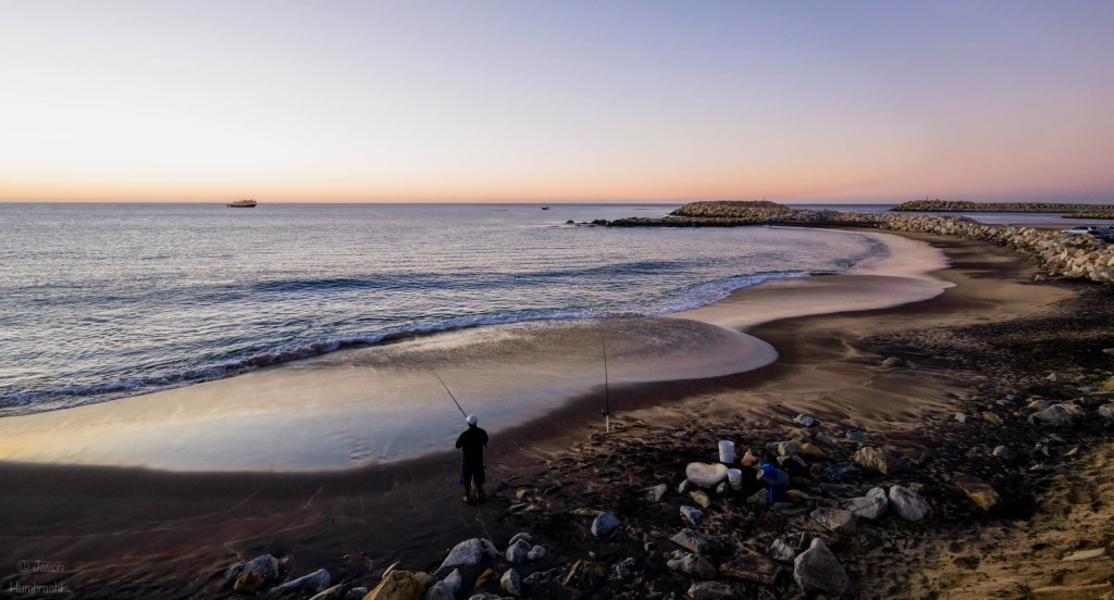 Sunrise | San Jose de Cabo Mexico | Fisherman | Dawn | Image By Indiana Architectural Photographer Jason Humbracht