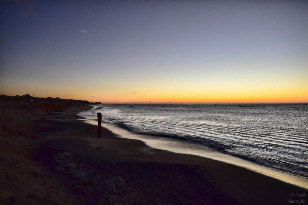 Sunrise | San Jose de Cabo Mexico | Sea of Cortez | Image By Indiana Architectural Photographer Jason Humbracht