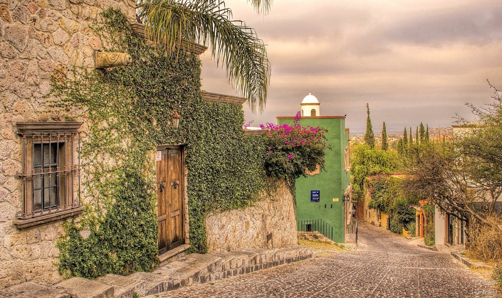 Architecture of San Miguel de Allende Mexico   Image By Indiana Architectural Photographer Jason Humbracht