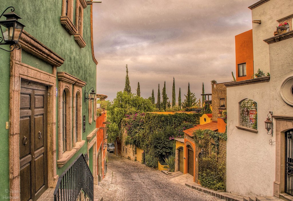 Architecture of San Miguel de Allende, Mexico   Image By Indiana Architectural Photographer Jason Humbracht