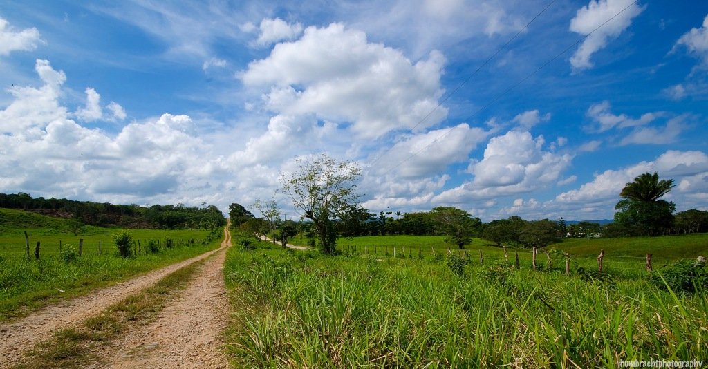 Country Road | San Ignacio, Belize | Image By Indiana Architectural Photographer Jason Humbracht