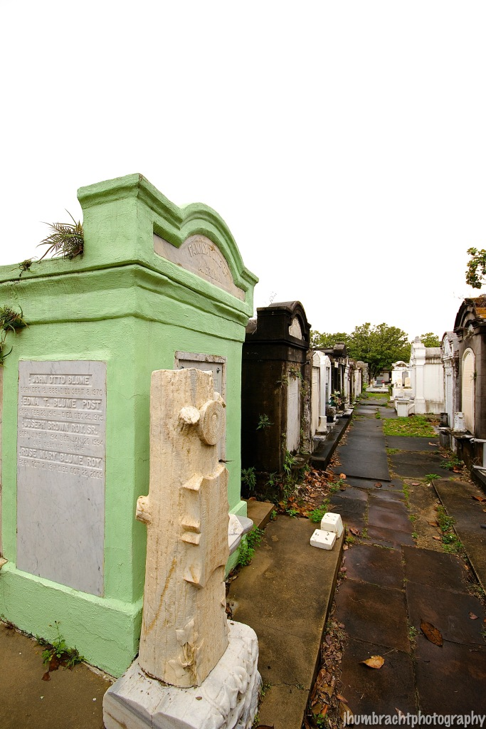 Lafayette Cemetery Number One | New Orleans, Louisiana | Photo taken by Indianapolis-based Architectural Photographer Jason Humbracht