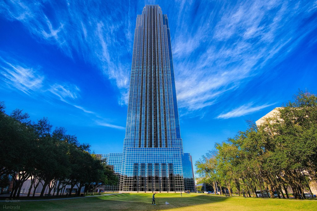 Williams Tower | Houston, Texas | Image By Indianapolis-based Architectural Photographer Jason Humbracht