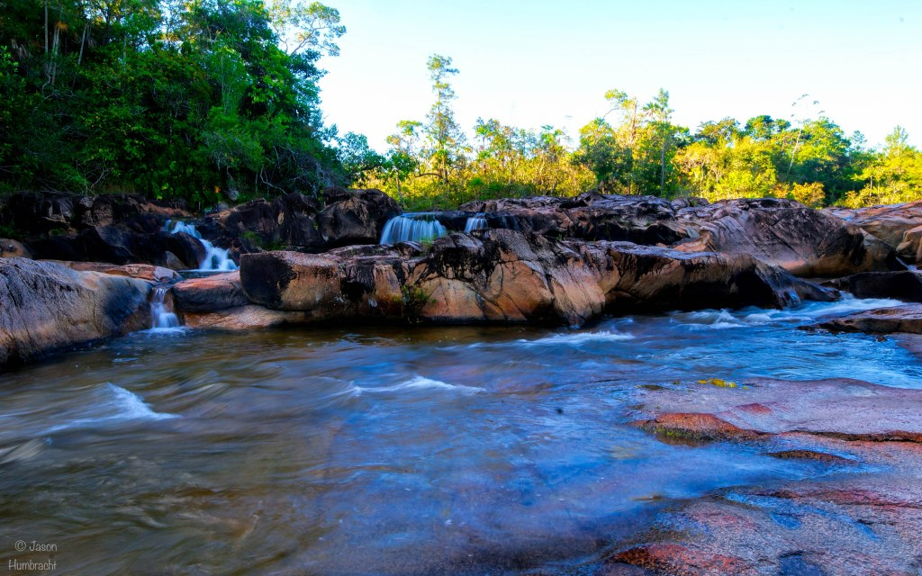 Rio On Pools | Mountain Pine Ridge Forest | Cayo, Belize | photo taken by Indianapolis-based Architectural Photographer Jason Humbracht in 2015