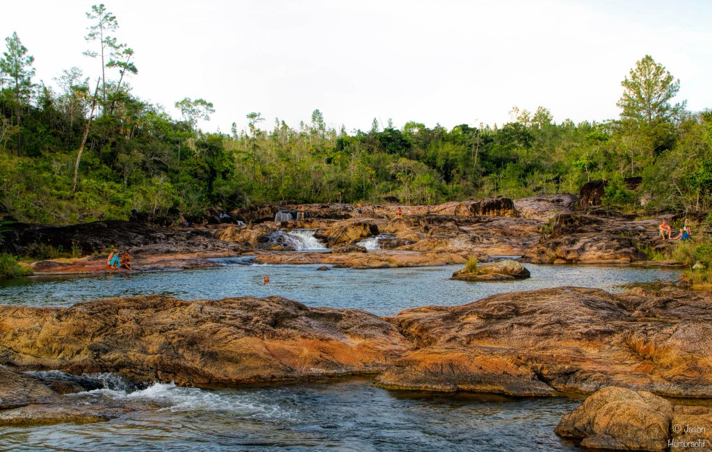 Rio On Pools | Mountain Pine Ridge Forest | Cayo Belize | Image By Indianapolis-based Architectural Photographer Jason Humbracht in 2015