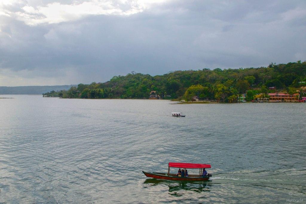 Flores Guatemala | Lake Peten Itza | Travel Photography | Landscape | photo taken by Indianapolis-based Architectural Photographer Jason Humbracht in 2015