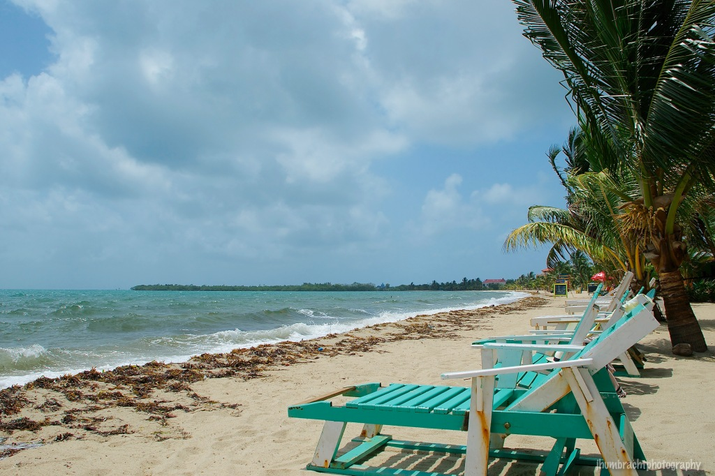 Beach | Placencia Belize | Image By Indianapolis-based Architectural Photographer Jason Humbracht in 2015