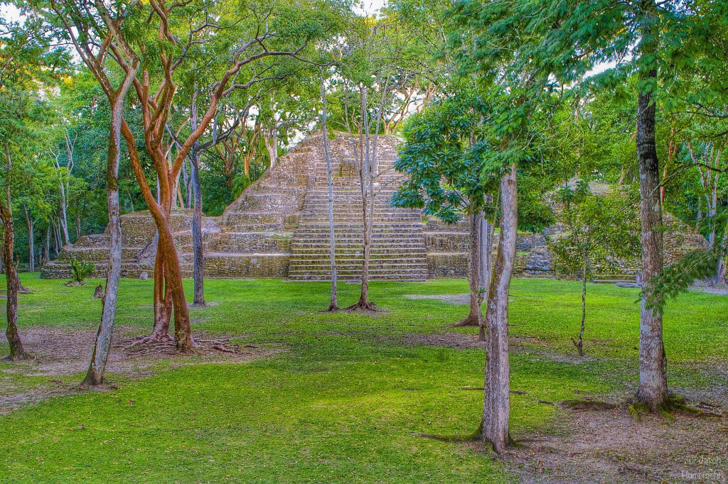 Canal Pech Maya Site | San Ignacio Belize | Photo taken by Indianapolis-based Real Estate Photographer Jason Humbracht in 2015