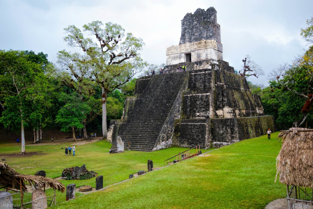 Tikal Maya Site | Ruins | Guatemala | Photo taken by Indiana Architectural Photographer Jason Humbracht in 2015