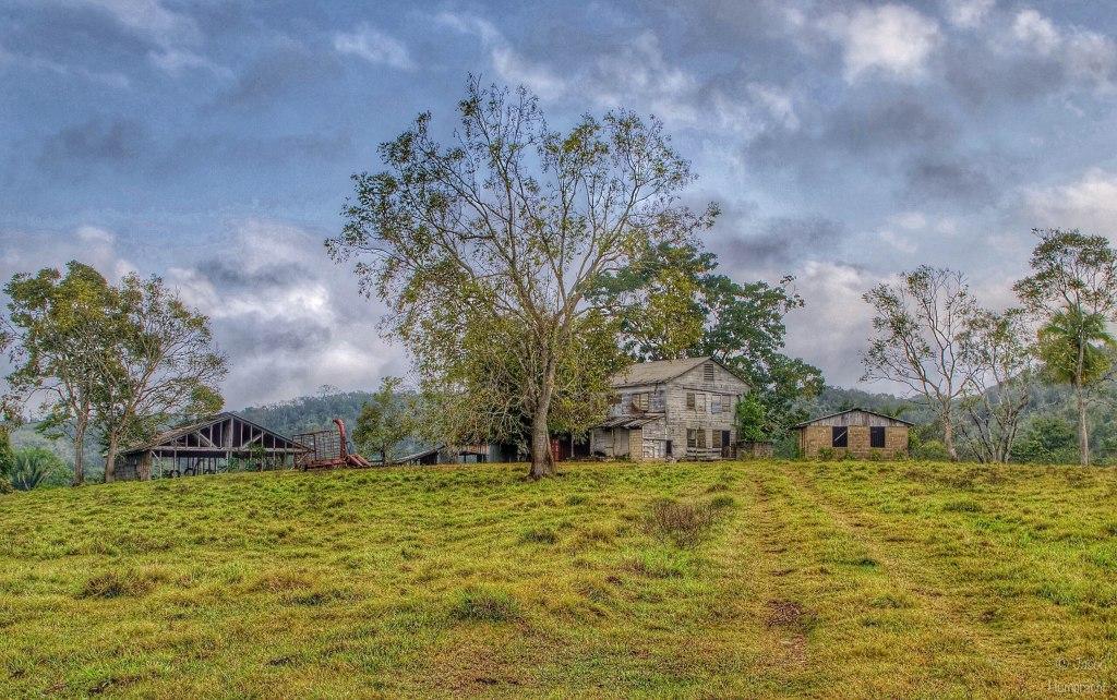 Abandoned | Mennonite Village | San Ignacio Belize | Photo taken by Indiana Architectural Photographer Jason Humbracht in 2015