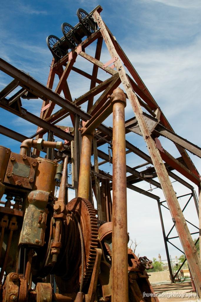 Jerome Arizona | Silver Mine | Image By Indianapolis-based Architecture Photographer Jason Humbracht in 2015