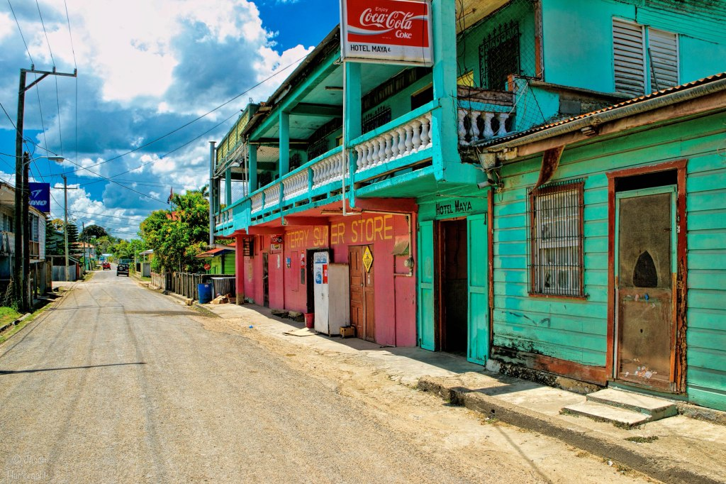 Benque Viejo del Carmen | Belize | photo taken by Indianapolis-based Architectural Photographer Jason Humbracht in 2015