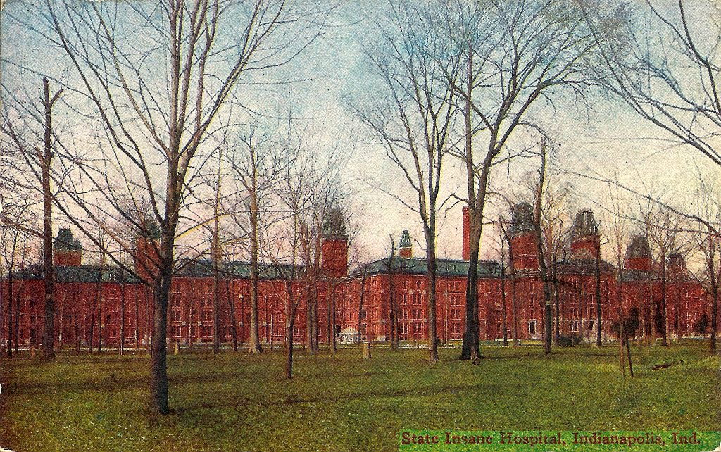 File photo of Indiana Central State Hospital | Indiana Architectural Photographer Jason Humbracht