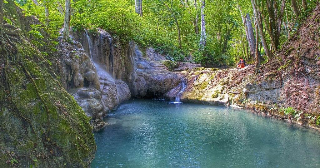 Shower Falls | Cristo Rey Village | Cayo District, Belize