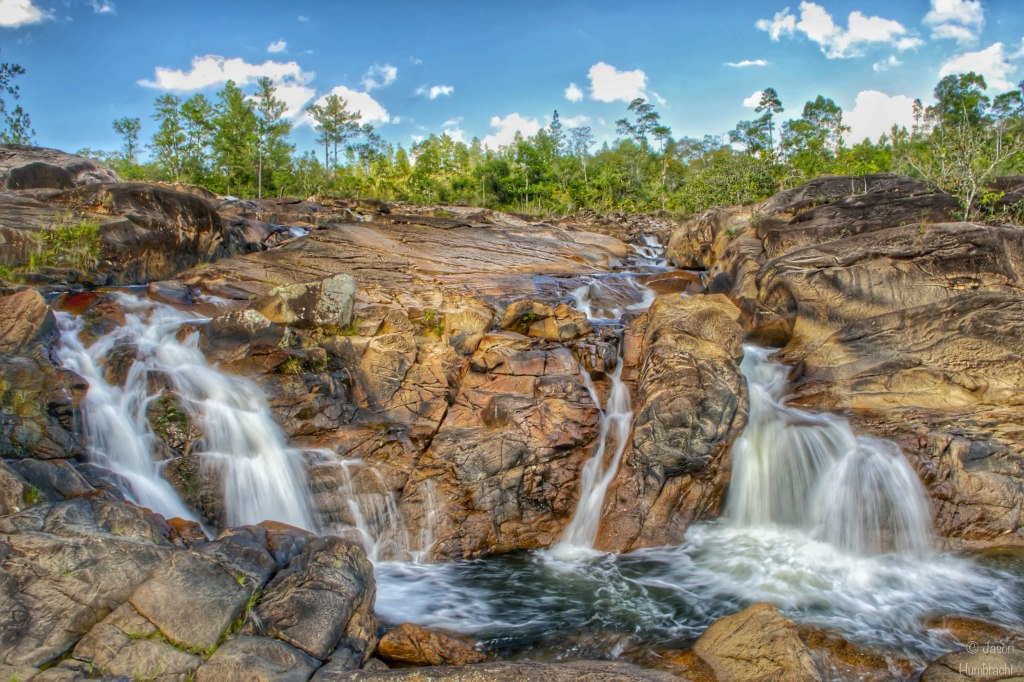 Rio on Pools in Mountain Pine Ridge Forest | Waterfall | Cayo District, Belize | Image By Indiana Architectural Photographer Jason Humbracht in 2015