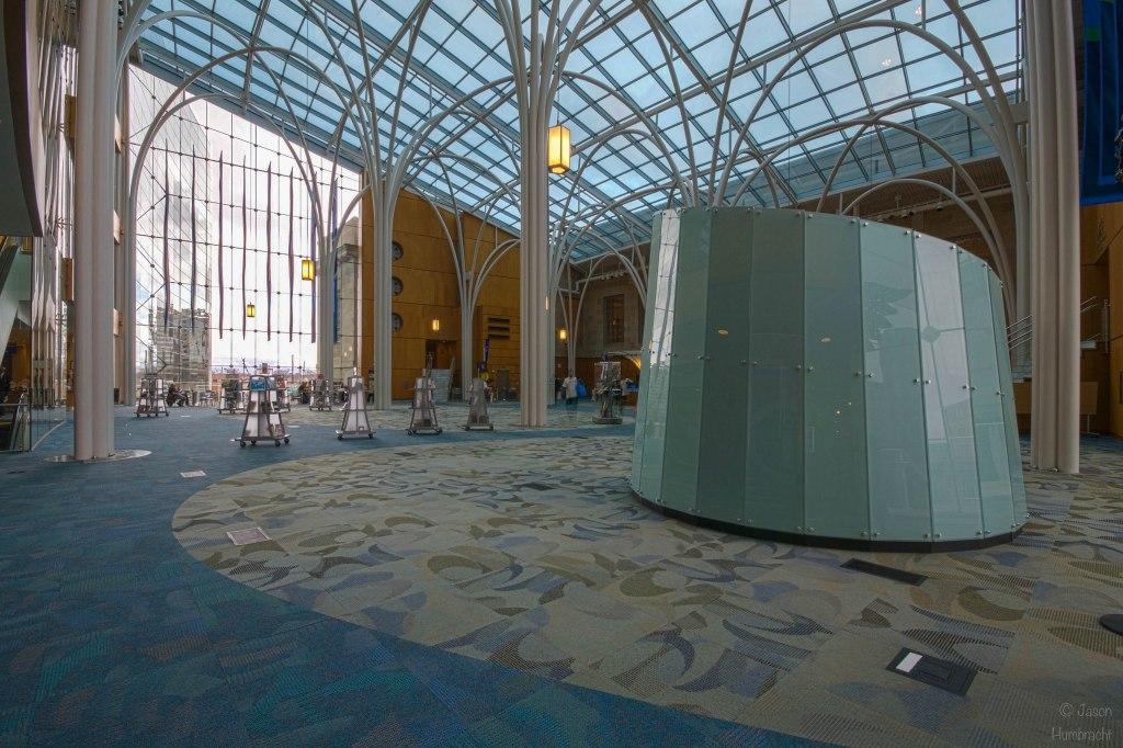 Indianapolis Public Library | Indiana Architecture | Image by Indiana Architectural Photographer Jason Humbracht