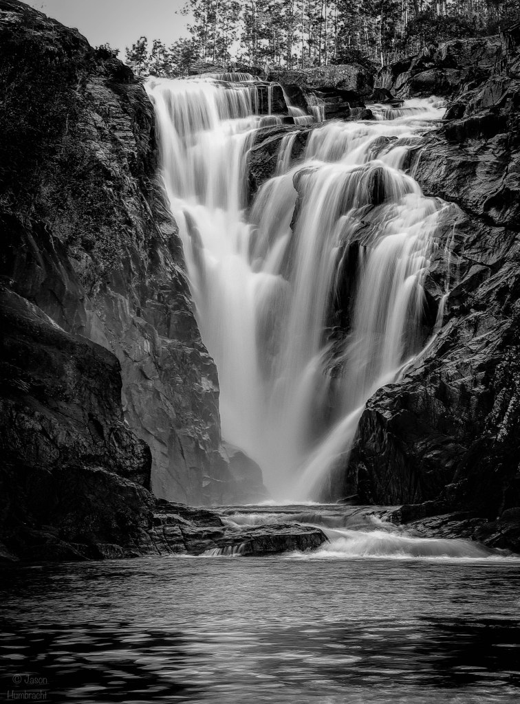 Big Rock Falls | Mountain Pine Ridge Forest | Cayo Belize | Image taken by Indiana Commercial Real Estate Photographer Jason Humbracht in 2015