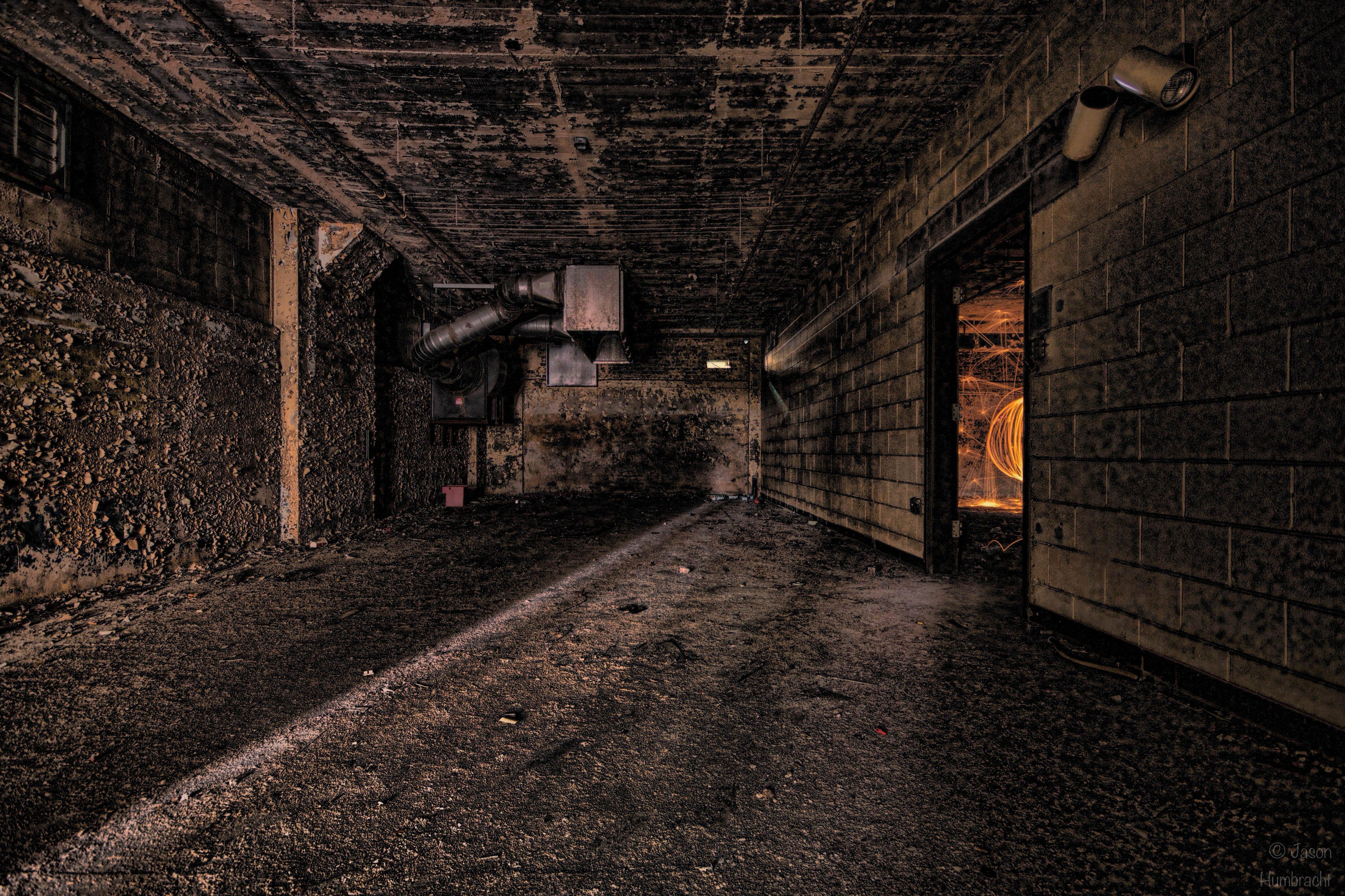 Abandoned Factory | Indianapolis, Indiana | Urbex Photography