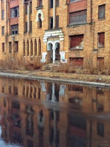 Highland Street | Highland Park | Detroit Michigan | Indiana Architectural Photographer Jason Humbracht | Urbex | Abandoned