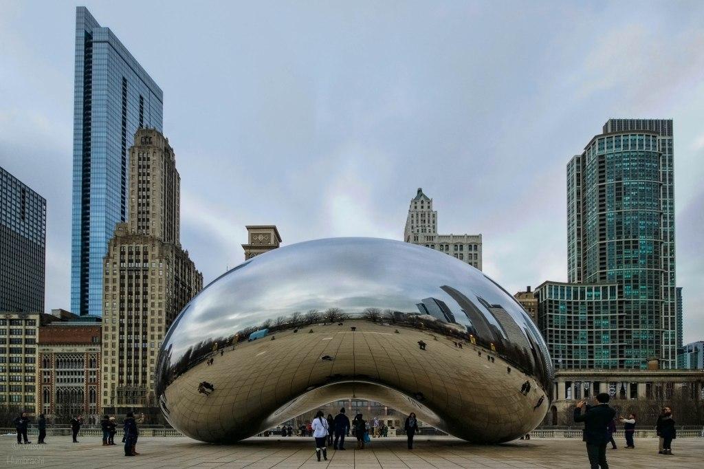Millennium Park | Chicago Illinois | Chicago Architecture | Image By Indiana Architectural Photographer Jason Humbracht