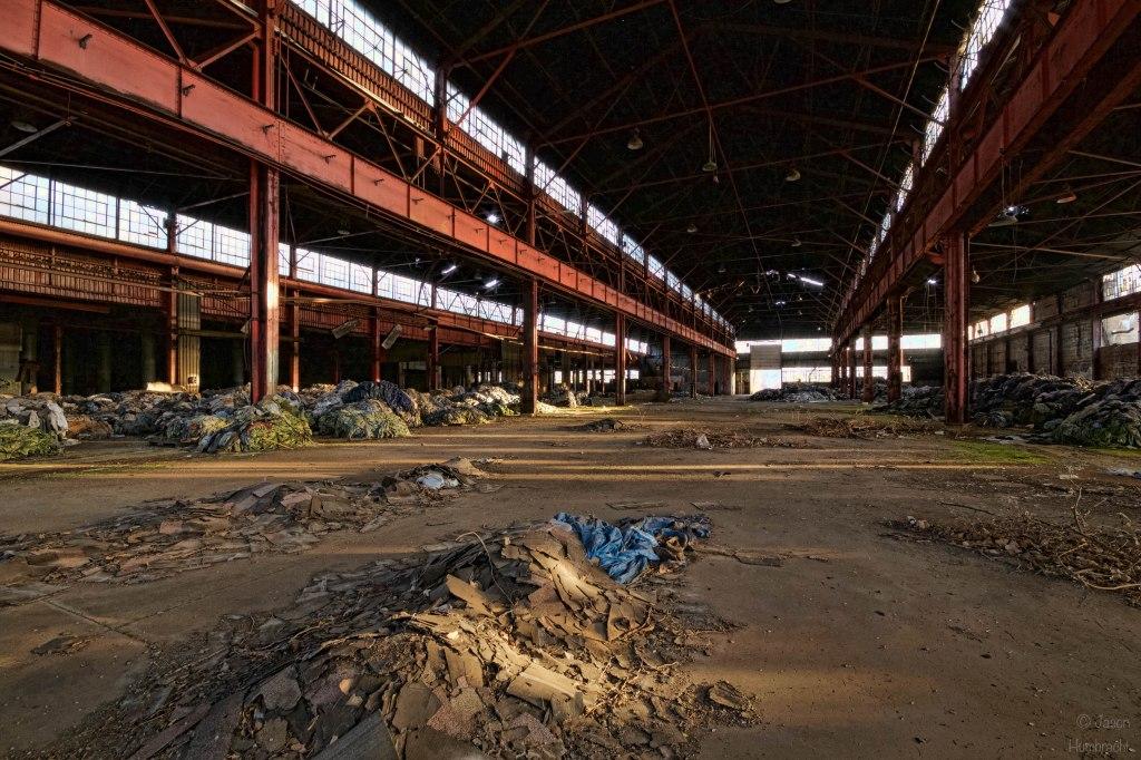 Abandoned Pittsburg Screw & Bolt Factory   Gary Indiana   Gary Urbex   Image By Indiana Architectural Photographer Jason Humbracht