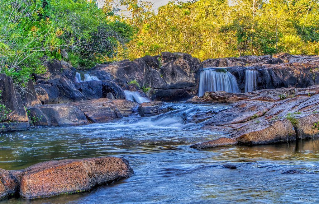 Rio On Pools | Mountain Pine Ridge Forest | Cayo Belize | photo by Indiana Architectural Photographer Jason Humbracht in 2015