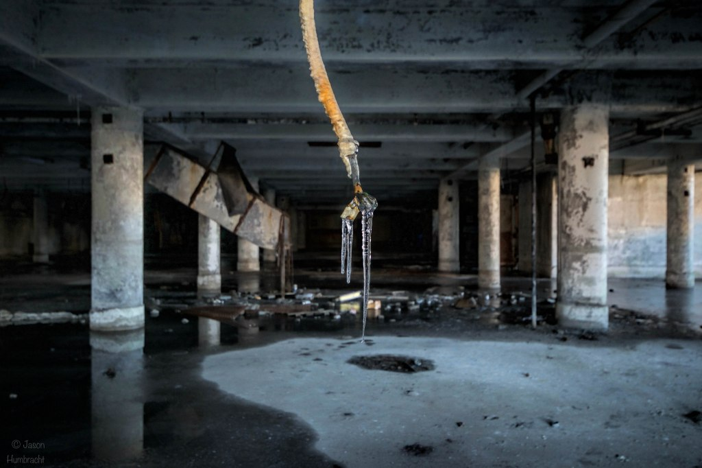 Abandoned U.S. Post Office | Gary Indiana | Urbex | Photo taken by Indiana Architectural Photographer Jason Humbracht