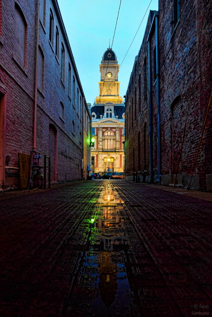 Courthouse Noblesville Indiana | Indiana Architecture | Image By Indiana Architectural Photographer Jason Humbracht