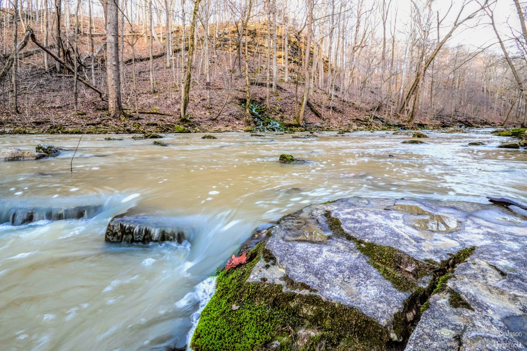 McCormick Creek State Park | Indiana Waterfalls | Indiana Landscapes | photo by Indiana Architectural Photographer Jason Humbracht