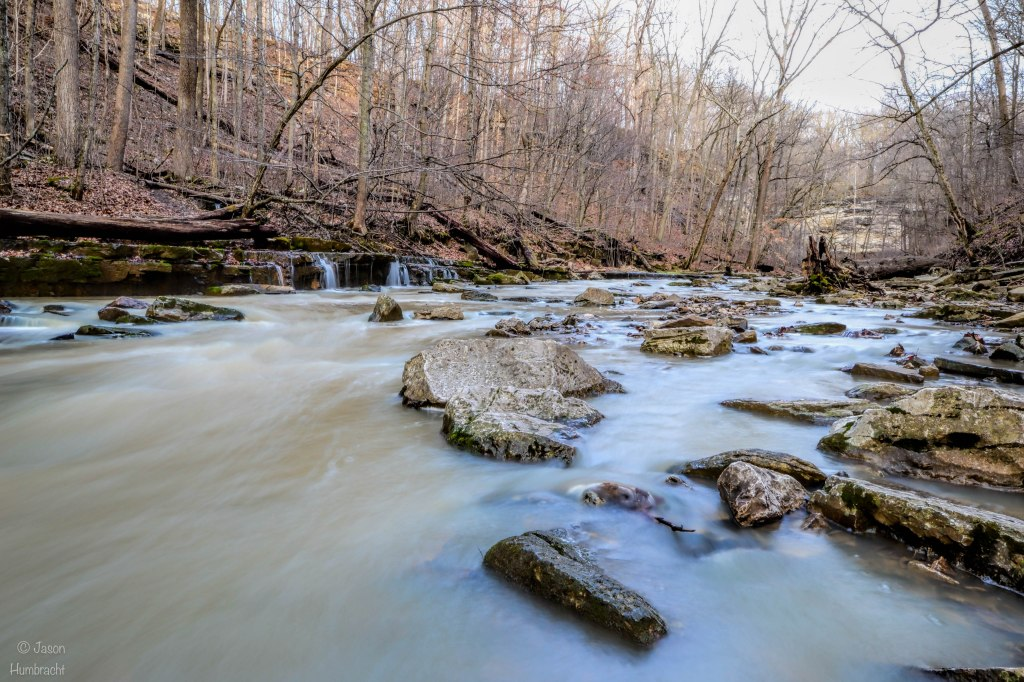 McCormick Creek State Park | Indiana Waterfalls | photo by Indiana Architectural & Travel Photographer Jason Humbracht