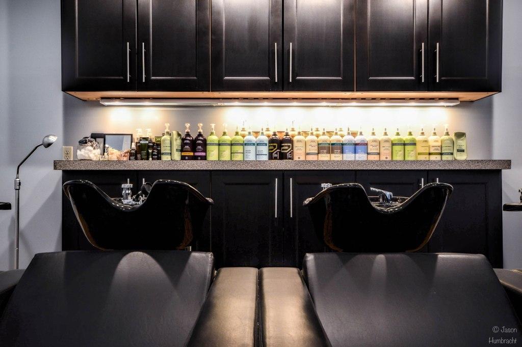 Jeffrey Richard Salon | Grand Rapids Michigan | Commercial Real Estate Photography | Architectural Photography | Image By Indiana Architectural Photographer Jason Humbracht