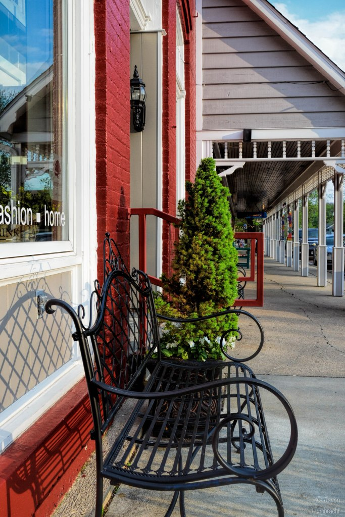 Downtown Zionsville, Indiana | Indiana Architecture | Image By Indiana Architectural Photographer Jason Humbracht