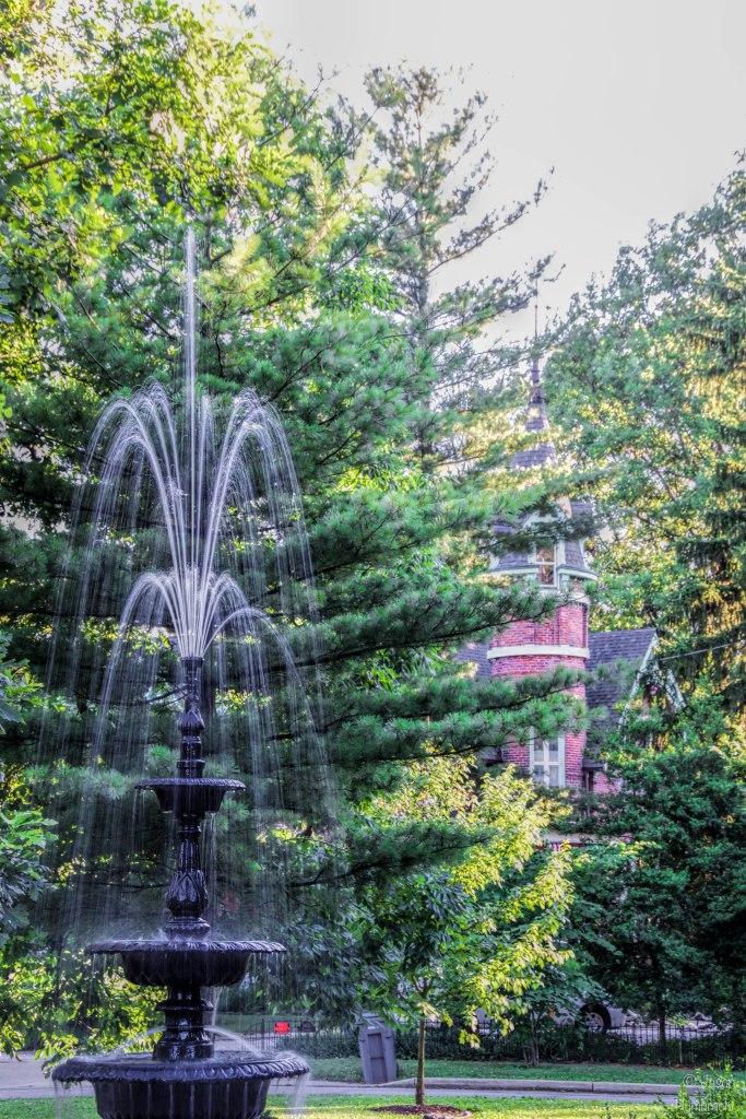 Eudorus Johnson House | Irvington, Indiana | Victorian Gothic Architecture | Indiana Architecture | Image By Indiana Architectural Photographer Jason Humbracht
